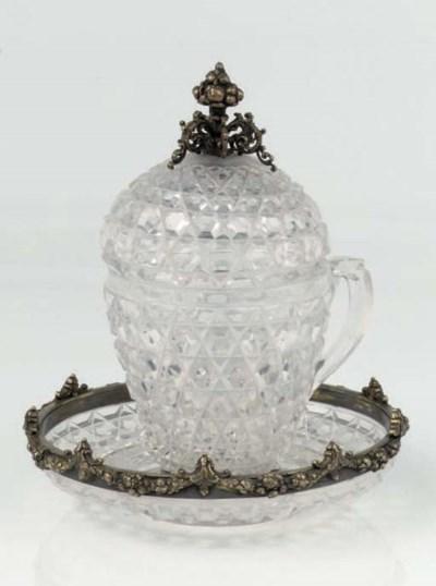 An English Victorian silver-gi
