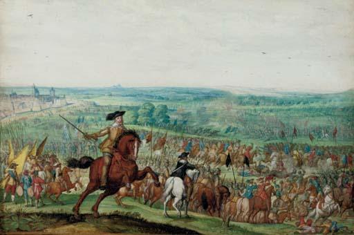 Johann Wilhelm Baur (Strasburg