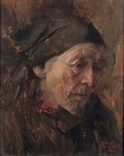Wilhelm Maria Hubertus Leibl (
