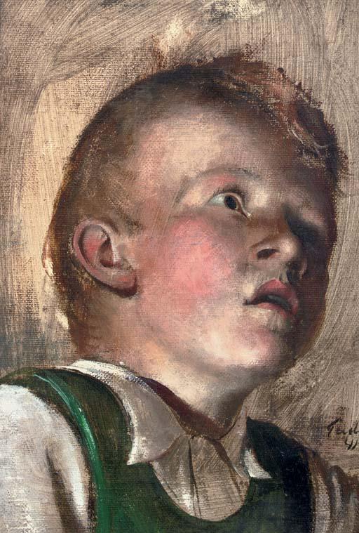 Paul Matthias Padua (Austrian,