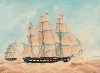 Jacob Spin (Dutch, 1806-1875)