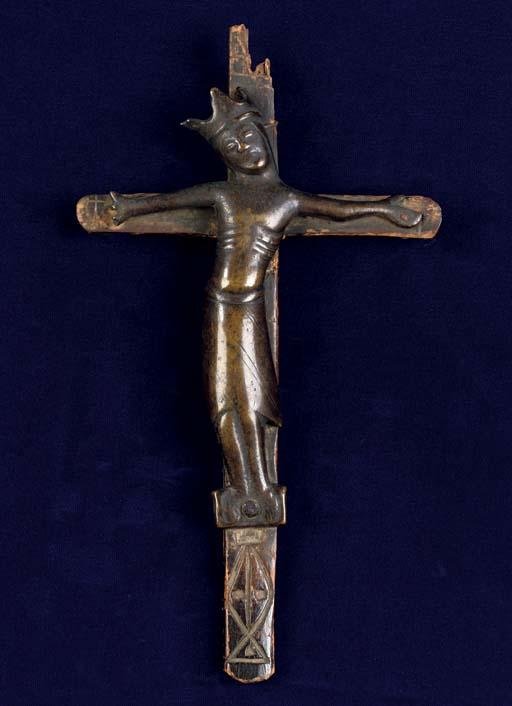 A BRONZE CORPUS CHRISTI
