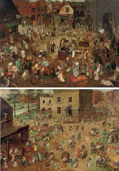 After Pieter Brueghel II and A
