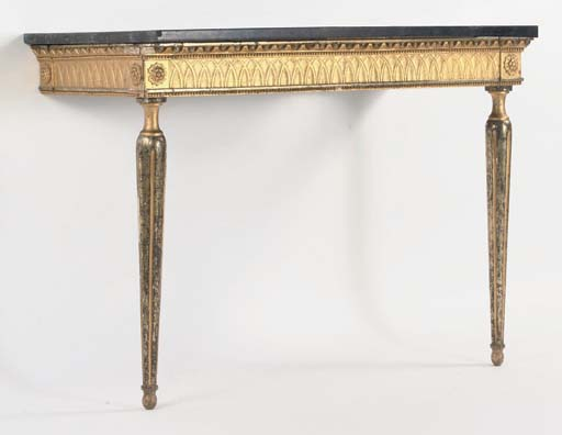 A GERMAN GILTWOOD AND GESSO CO