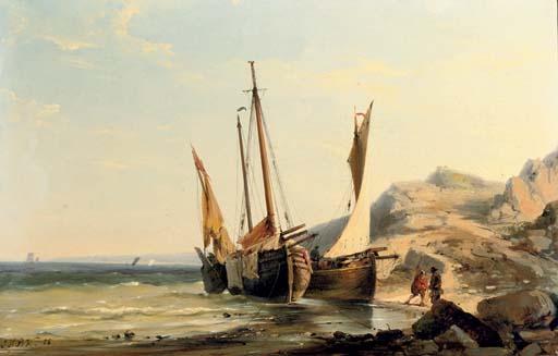 Johannes Hermanus Barend Koekkoek (Dutch, 1840-1912)
