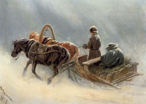 Petr Nikolaevich Gruzinsky (Ru