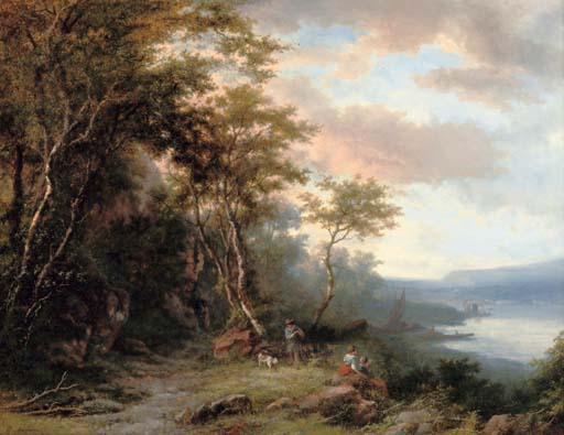 Willem Bodeman (Dutch, 1806-18