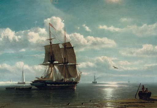 Petrus Paulus Schiedges (Dutch, 1813-1876)