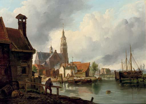 Petrus Augustus Beretta (Dutch