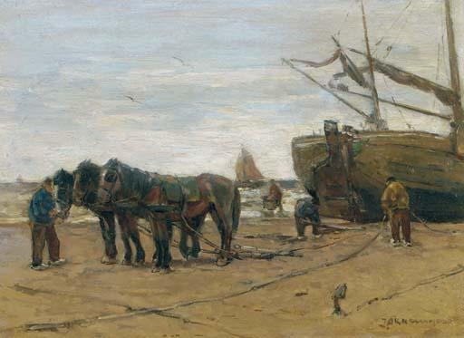 Johannes Evert Hendrik Akkeringa (Dutch, 1861-1942)