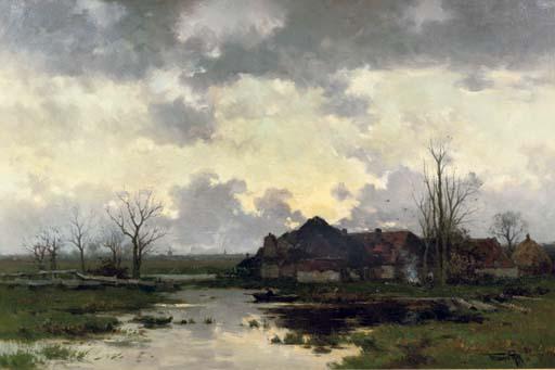 Willem Cornelis Rip (Dutch, 1856-1922)