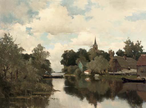 Arend Jan van Driesten (Dutch,
