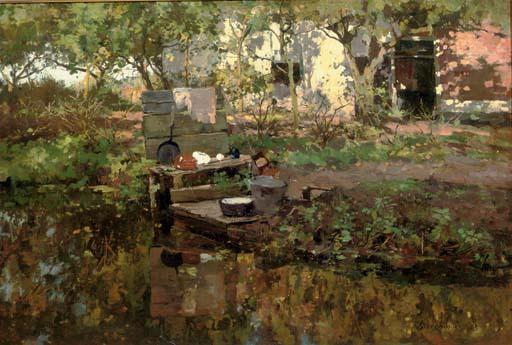 Cornelis Vreedenburgh (Dutch, 1880-1946)