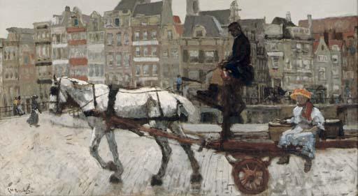 George Hendrik Breitner (Dutch, 1857-1923)