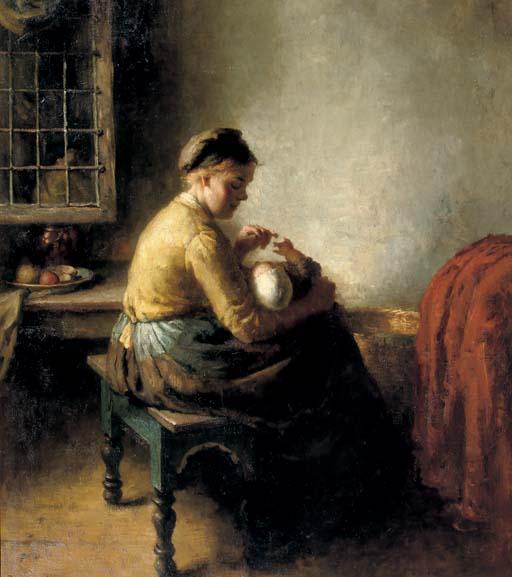 Bernard de Hoog (Dutch, 1866-1