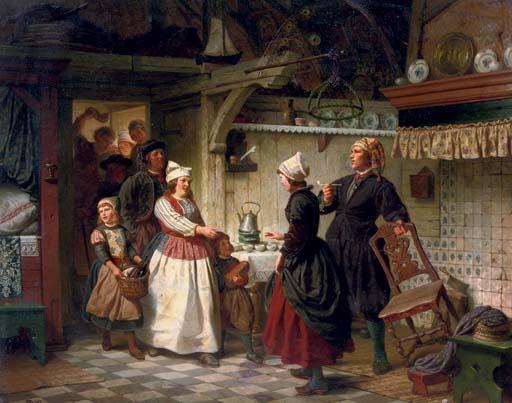 Rudolf Jordan (German, 1810-1887)