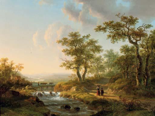 Willem de Klerk (Dutch, 1800-1