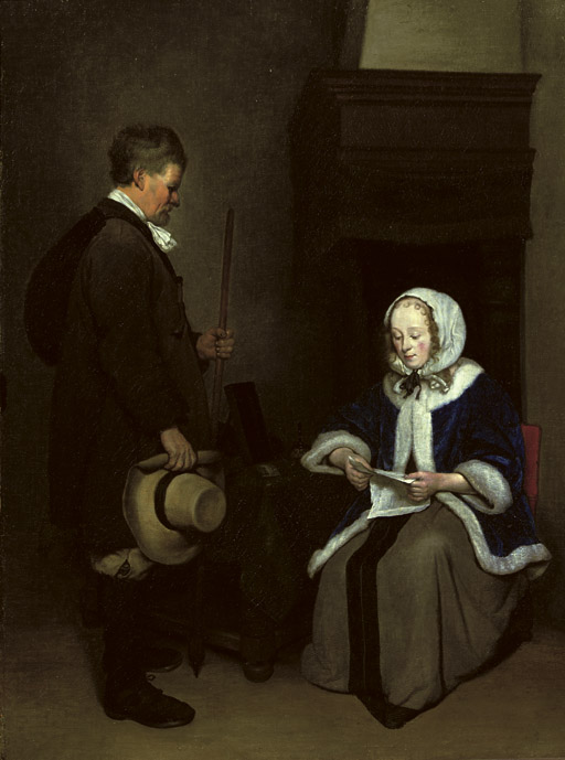 After Gerard ter Borch II