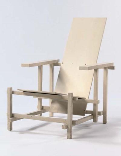 Gerrit Th. Rietveld, designed