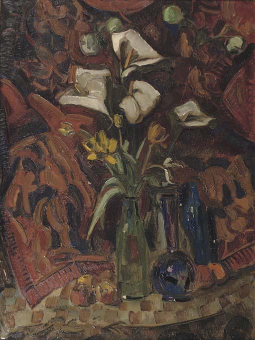Dirk Filarski (DUTCH, 1885-1964)