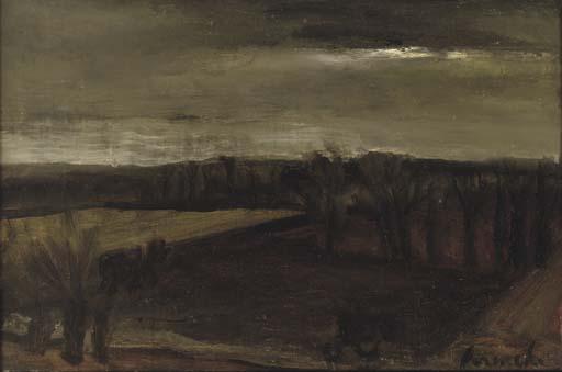 Constant Permeke (BELGIAN, 1886-1952)