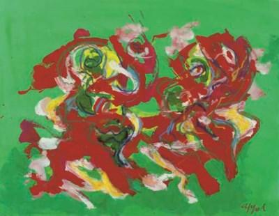 Karel Appel, (DUTCH, 1921-2006
