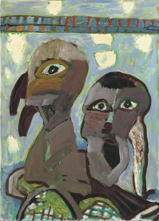 Lucebert (DUTCH, 1924-1994)