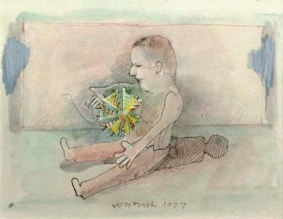 Co Westerik (DUTCH, B. 1924)