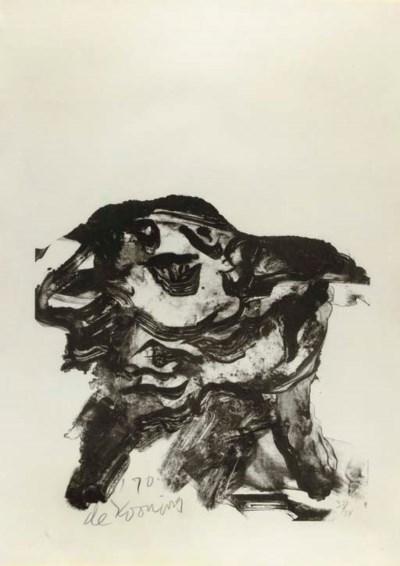 Willem de Kooning (DUTCH, 1904