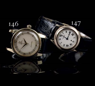 A 14K GOLD AUTOMATIC WATER RES