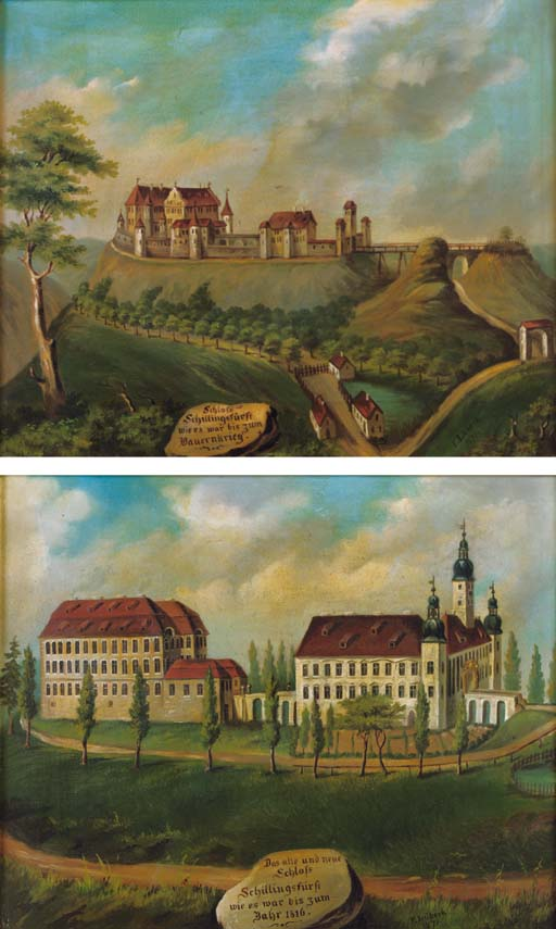 P. Lübeck, active 1871