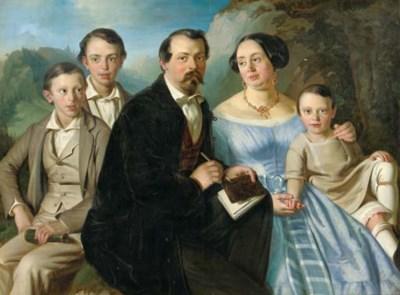 Joseph Kessler (German, 1826-1