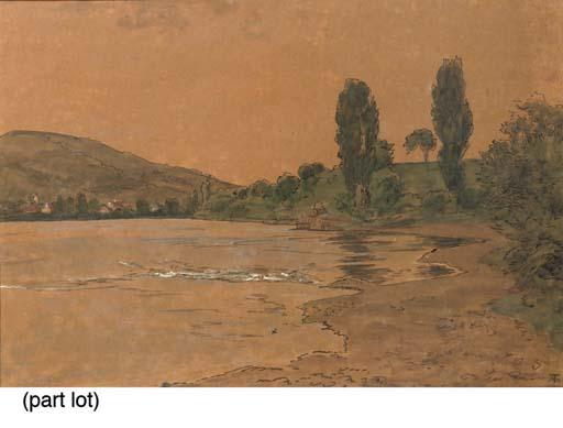 Hans Thoma (German, 1839-1924)