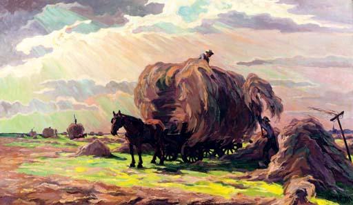Hooioogst - Hay harvest