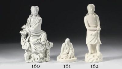 A blanc-de-Chine figure of Ada