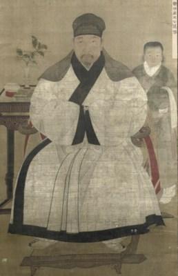 An ancestor portrait