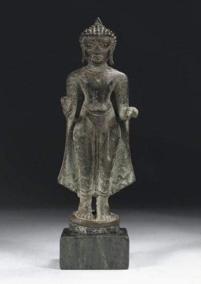 A Burmese, late Pagan period,