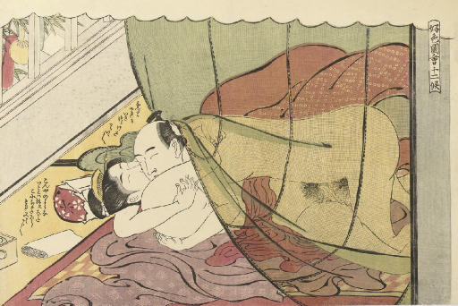 Katsukawa Shuncho (act. c. 178