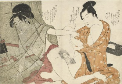 Kitagawa Utamaro (1753-1806)