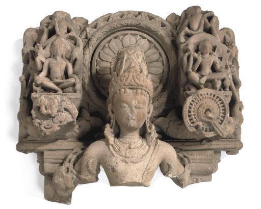 A Central Indian sandstone upp
