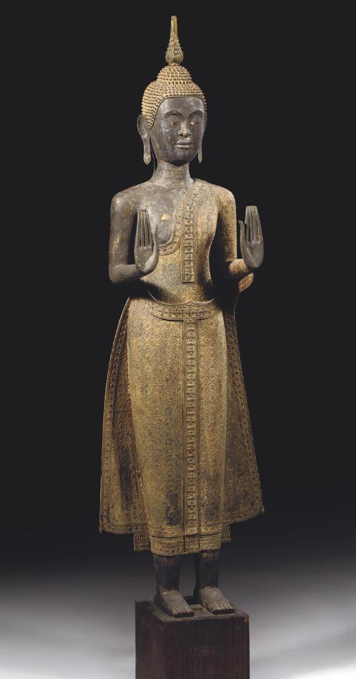 A Thai, Ratanakosin style, gil