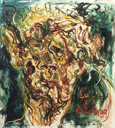 Affandi (INDONESIAN, 1907-1990