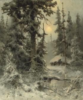 Julius Sergius von Klever (Russian, 1850-1924)