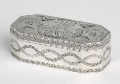 A fine dutch colonial silver s