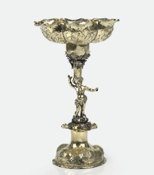 A German silver-gilt 'Hansel i