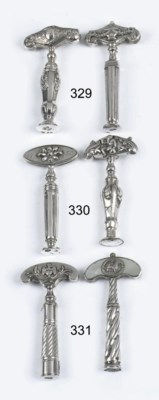 Two dutch silver and mother-of