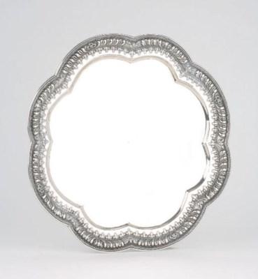 A fine dutch colonial tray Sch
