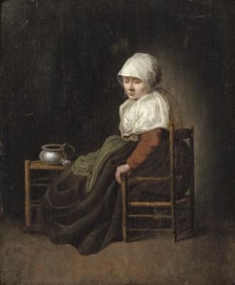 Jacobus Vrel (active c. 1654-c