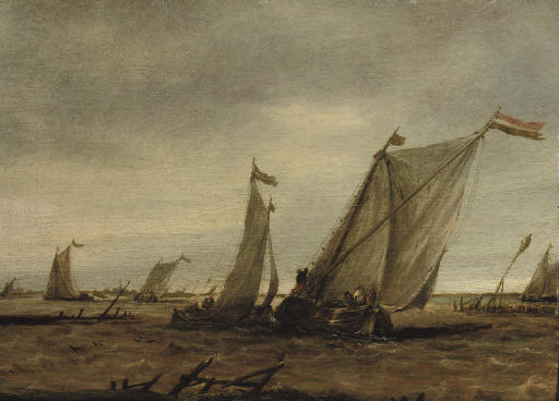 Attributed to Abraham van Beij