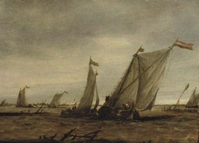Attributed to Abraham van Beij